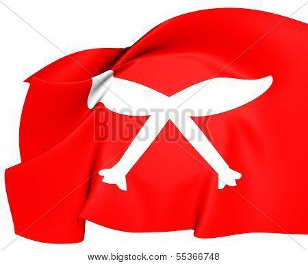 Flag Of Assam