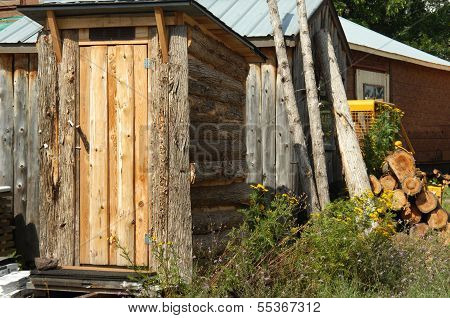 Outhouse Business