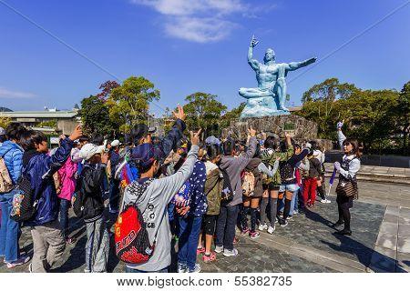 Nagasaki Peace Park
