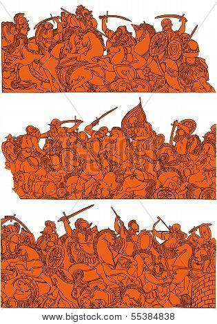battle history