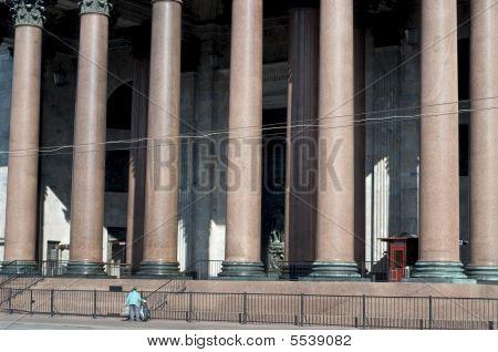Columns In Russia