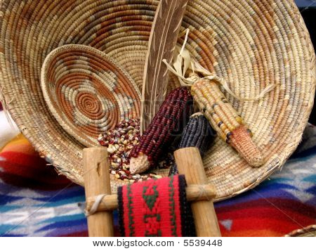 Native American Basketry