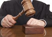 stock photo of magistrate  - Judge - JPG