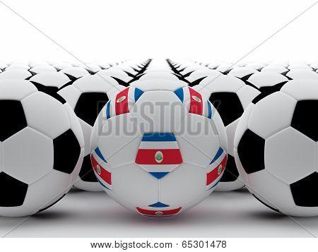 Costa Rican football