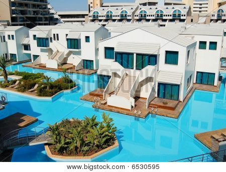 Villas At Turkish Mediterranean Resort, Antalya, Turkey