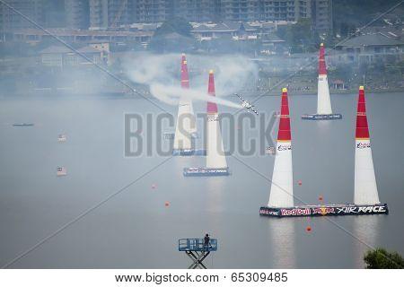 Redbull Air Race, Putrajaya