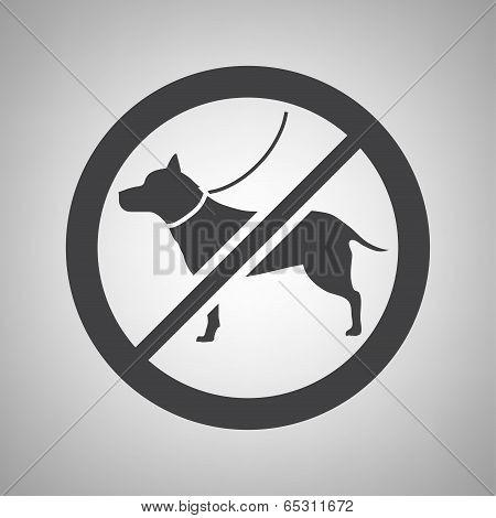 Do not smoking icon