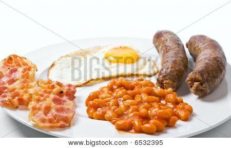 Traditional English Breakfast