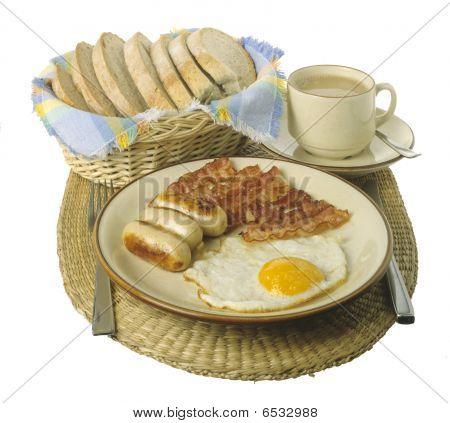 Egg n bacon