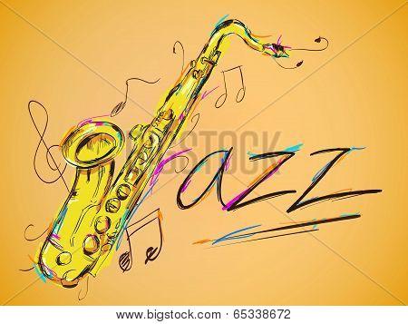 Jazz Vector Art