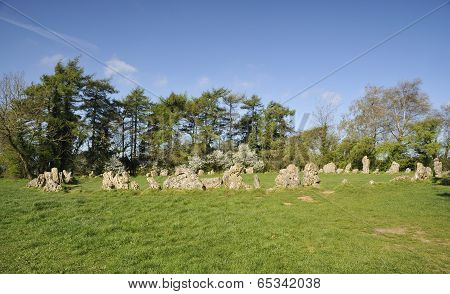 The Kings Men Stone Circle