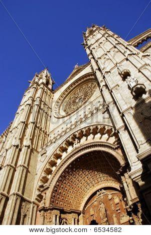 Cathedral Le Seu, Palma de Mallorca, Spain