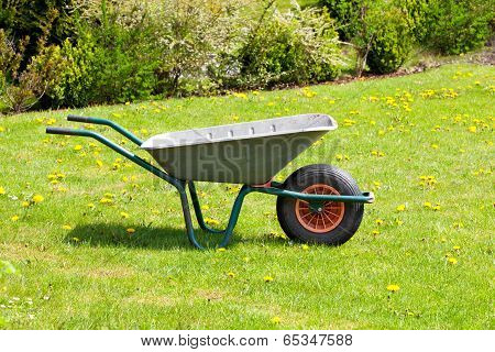 Garden-wheelbarrow