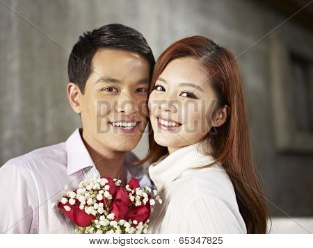 Portrait Young Couple