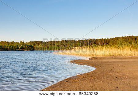 Spring Lake Beach