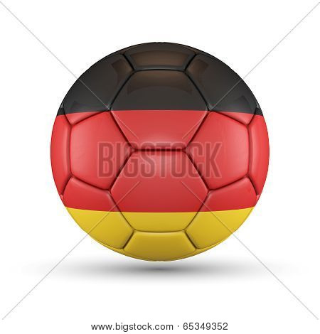 3D - Football - Germany