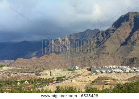 Tenerife Mountain View