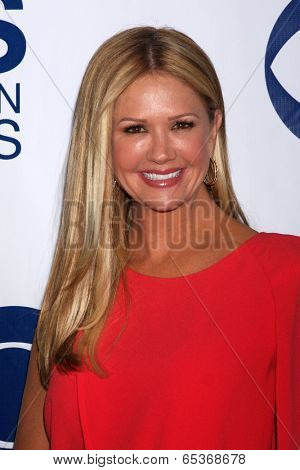 LOS ANGELES - MAY 19:  Nancy O'Dell at the CBS Summer Soiree at London Hotel on May 19, 2014 in West Hollywood, CA