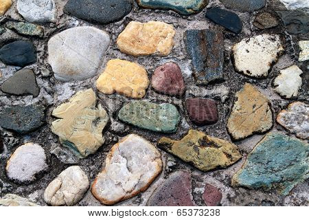 Colorful Cobblestones