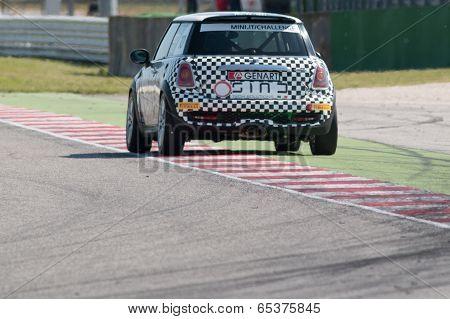 Mini Cooper S Sv31 Race Car