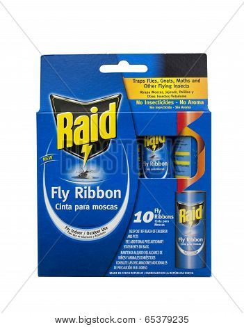 Fly Ribbons
