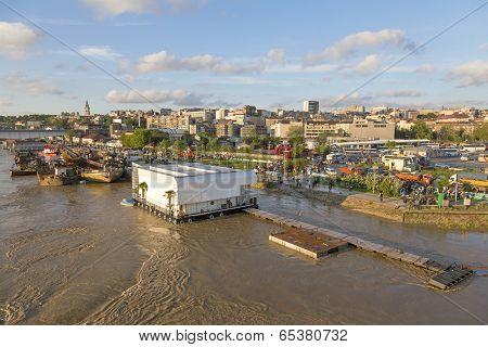 River Sava Belgrade
