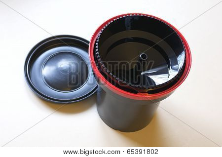 Film Developing Tank And Lid