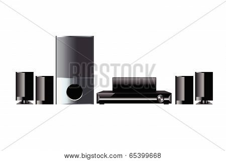 Electronic Equipment Vector