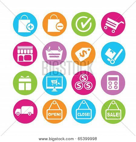 e commerce icons