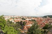 foto of bohemia  - Prague is the capital and largest city of the Czech Republic - JPG