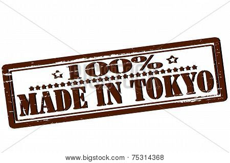 One Hundred Percent Made In Tokyo