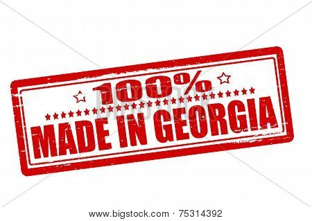 One Hundred Percent Made In Georgia