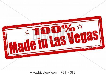 One Hundred Percent Made In Las Vegas