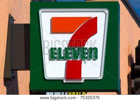 7-eleven Store Exterior