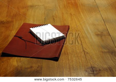 Executive notepad