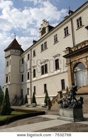 Plendid Konopiste Chateau