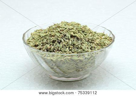 cumin or fennel seeds