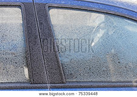 Frozen Car Surface