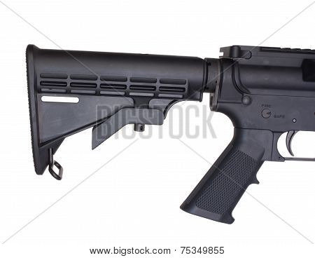 Modern Rifle Stock