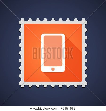 Mail Stamp With A Smartphone