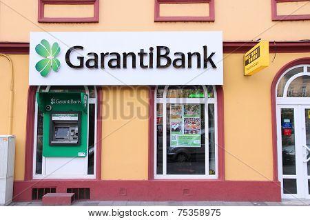 Garanti Bank In Romania