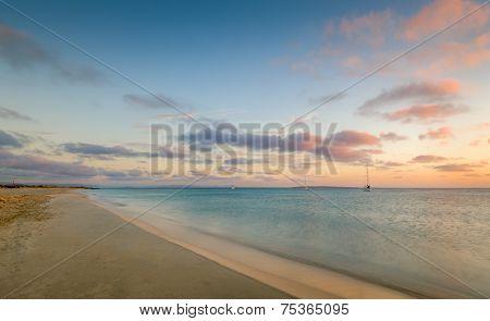 Sunrise at paradise
