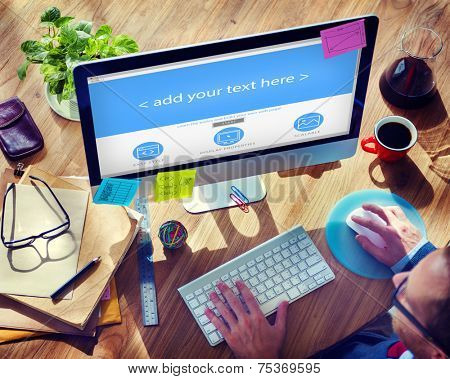 Digital Devices Template Create Display Concepts