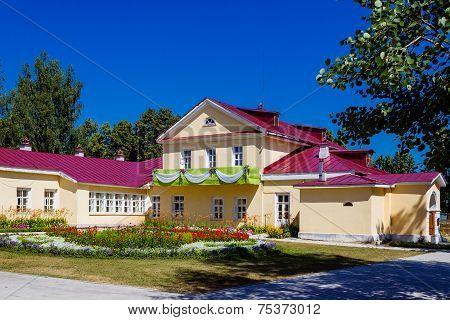 tchaikovsky house