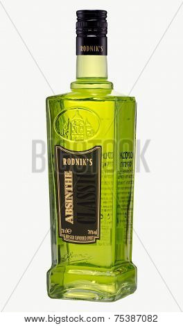 One Bottle Of  Rodniks Absinthe Classic