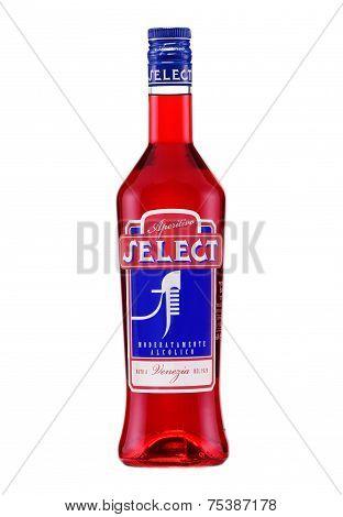 Aperitivo Select Liqueur Moderatamente Aclolico Venezia