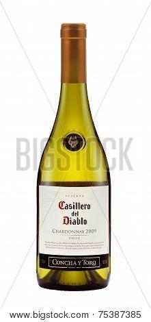 Concha Y Toro Casillero Del Diablo Reserva Chardonnay 2009