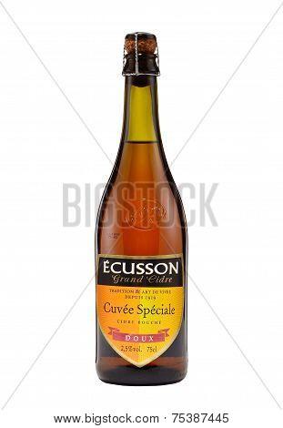 Ecusson Grand Cidre Doux Cuuvee Speciale