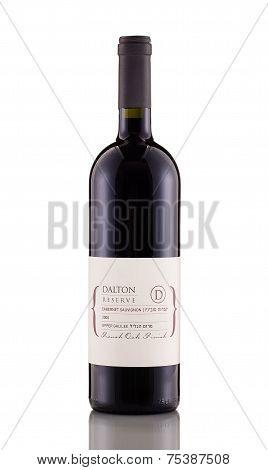 Red Dry Wine Dalton Reserve Cabernet Sauvignon 2008