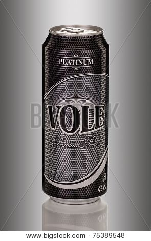 Vole Premium Beer Platinum